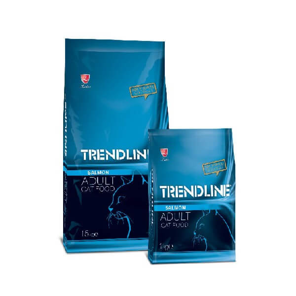 Trendline Salmon Adult Cat Food in Kenya Pet House Kenya