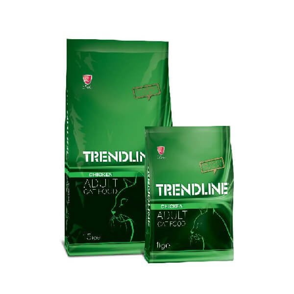Trendline Chicken Adult Cat Food in Kenya Pet Store Near Me