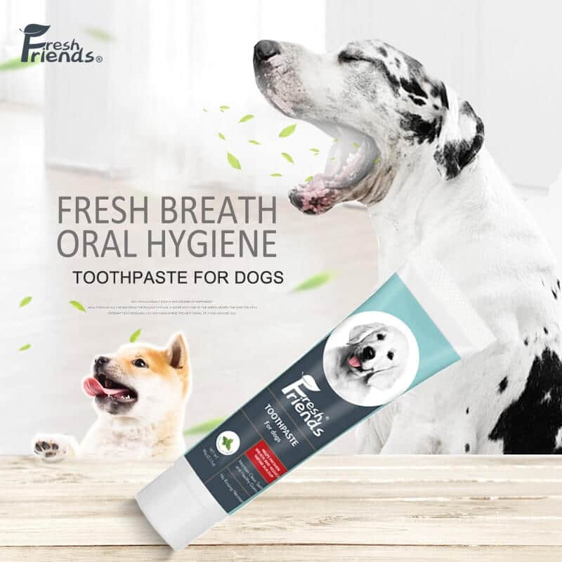 Dog Oral Care Fresh Friends Dog Toothpaste