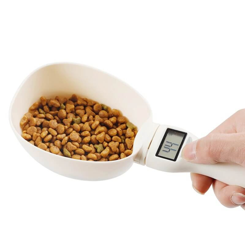Petsasa Pet Food Scale Cup For Dog Cat Feeding Bowl Kitchen Scale Spoon Measuring Scoop Cup Portable With Led Display Nairobi Kenya