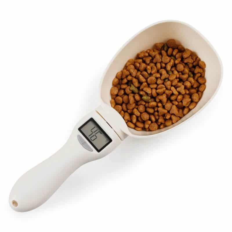 Petsasa Pet Food Scale Measuring Scoop Cup Nairobi Kenya Measure Spoons Cup Precise Dog Cat Food
