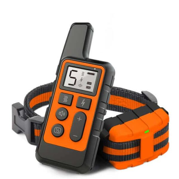 500M Remote Dog Training Collar with Shock Collar, Vibration and Sound for Dog Training in Kenya