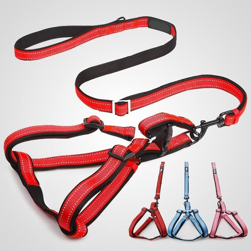 petsasa Classic Reflective Back Clip Dog Harness & Dog Leash Nairobi Kenya Pet Store
