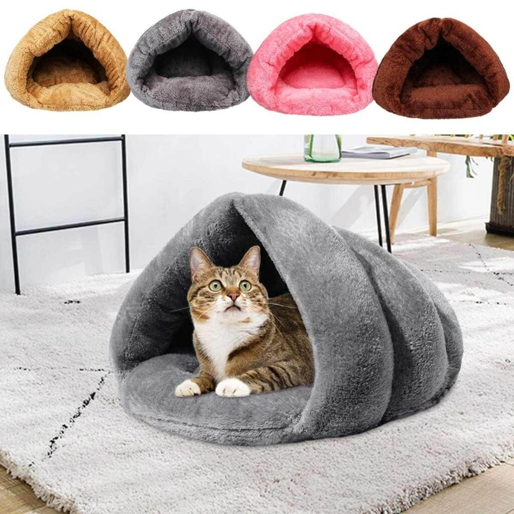 Soft and warm cat bed Winter Snuggle Cave Warm Cat Bed in Nairobi Kenya